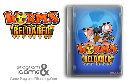 دانلود بازی Worms Reloaded GOTY